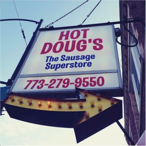 Hot Doug's Hot Dogs